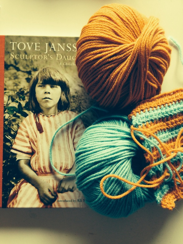 Crochet and reading